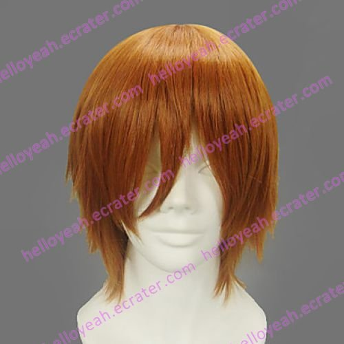 Cosplay Wig Inspired by Hetalia South Italy