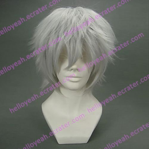 Cosplay Wig Inspired by Hunter�Hunter-Killua
