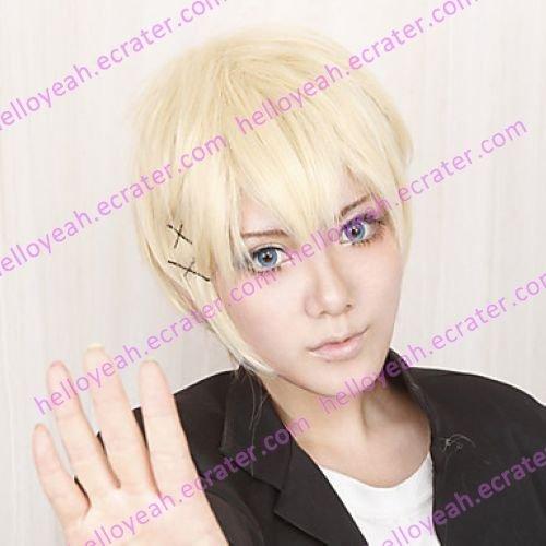 Cosplay Wig Inspired by Inu � Boku Secret Service Banri Watanuki