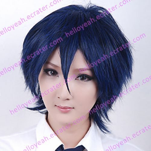 Cosplay Wig Inspired by K Saruhiko Fushimi