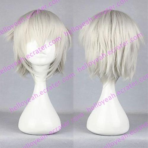 Cosplay Wig Inspired by K Yashiro Isana