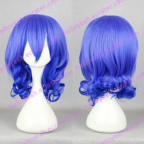 Cosplay Wig Inspired by Karneval Kiichi