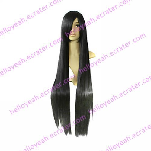 Cosplay Wig Inspired by K-on! Mio Akiyama