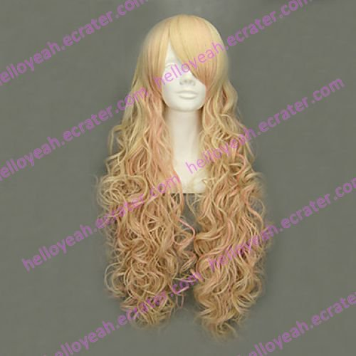 Cosplay Wig Inspired by Macross F-Sheryl·Nome Movie.VER