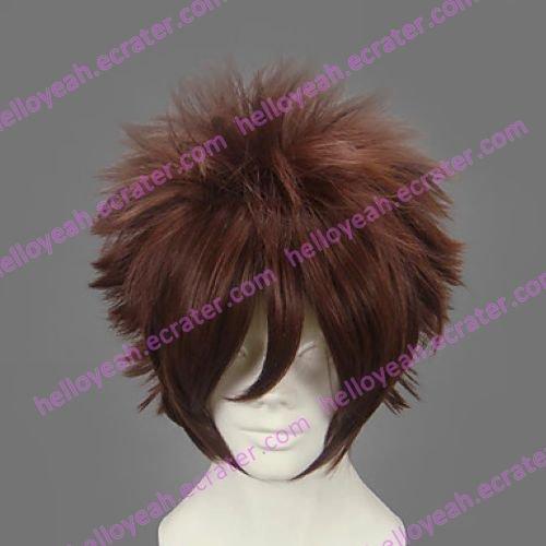 Cosplay Wig Inspired by Naruto Gaara