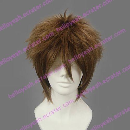 Cosplay Wig Inspired by Naruto Kiba Inuzuka