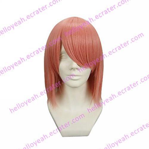Cosplay Wig Inspired by Naruto Shippuden Sakura Haruno