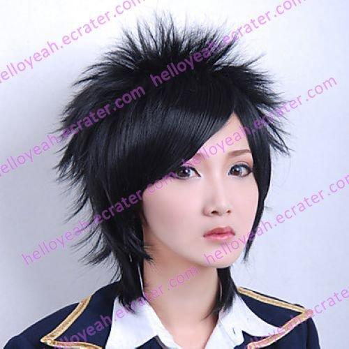 Cosplay Wig Inspired by Naruto Uchiha Obito