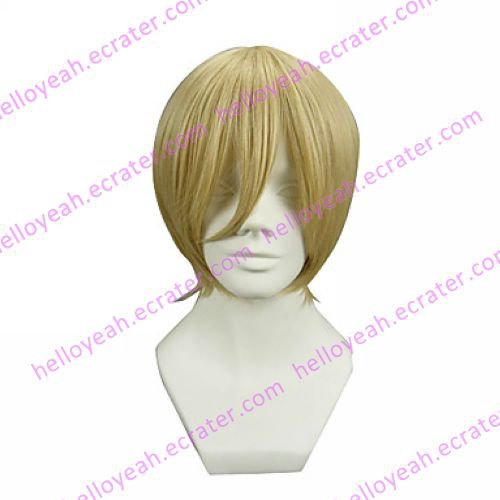Cosplay Wig Inspired by Natsume's Book of Friends Takashi Natsume