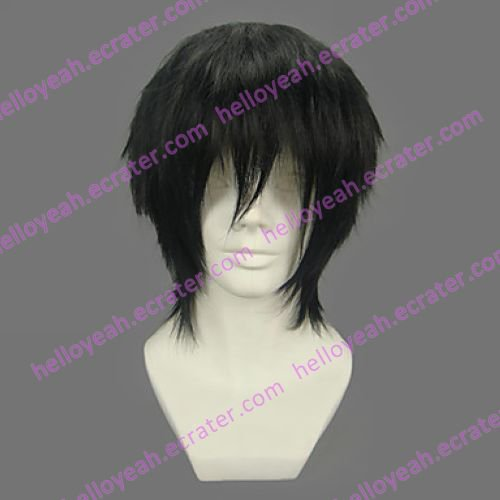 Cosplay Wig Inspired by One Piece Monkey D. Luffy