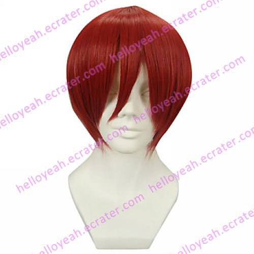 Cosplay Wig Inspired by One Piece Shanks