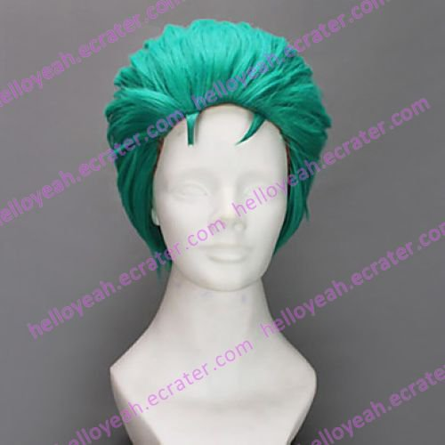 Cosplay Wig Inspired by One Piece-Roronoa Zoro 2 Year After VER.