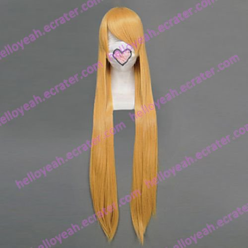 Cosplay Wig Inspired by Sailor Moon Minako AinoSailor Venus