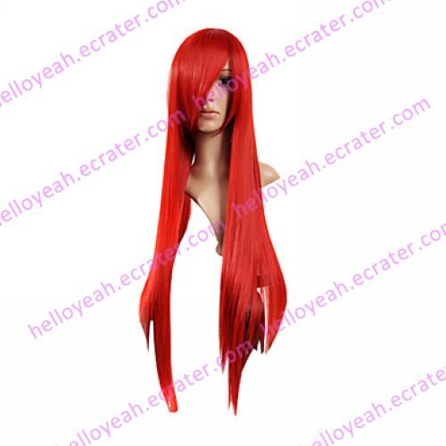 Cosplay Wig Inspired by Shakugan no Shana Shana