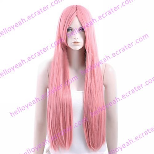 Cosplay Wig Inspired by The Basketball Which Kuroko Plays Satsuki Momoi