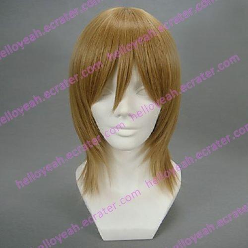 Cosplay Wig Inspired by Toaru Kagaku no Railgun-Railgun Mikoto Misaka