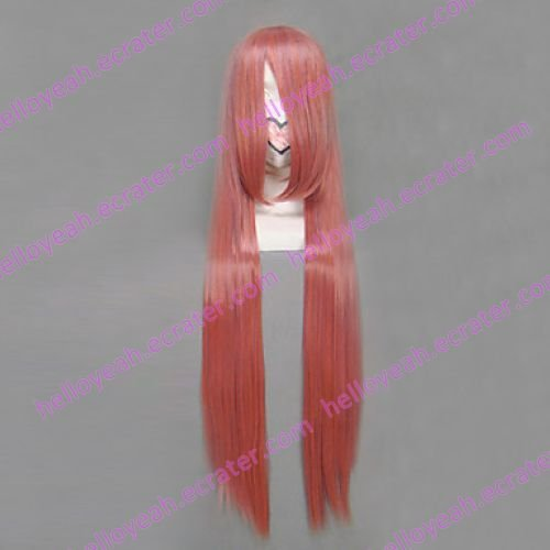Cosplay Wig Inspired by TouhouProjec-The Embodiment of Scarlet Devil Meirin Hong