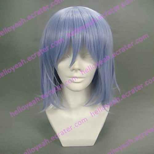 Cosplay Wig Inspired by TouhouProject-The Embodiment of Scarlet Devil Remilia Scarlet