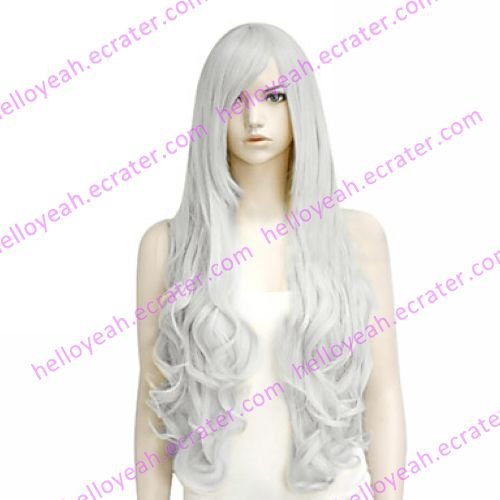 Cosplay Wig Inspired by Trinity Blood Abel Nightroad