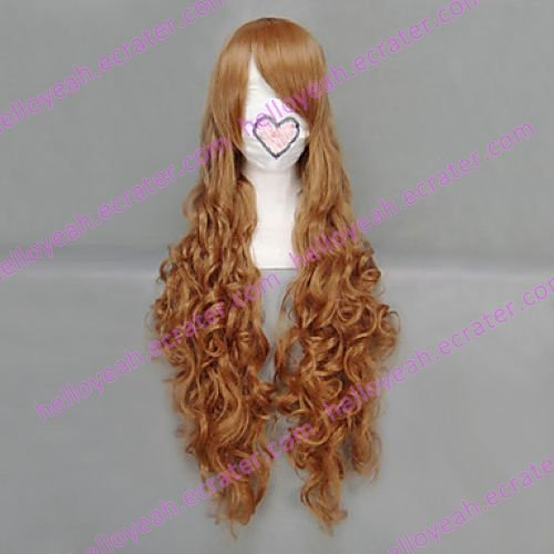 Cosplay Wig Inspired by UN-GO-Rie Kaiso