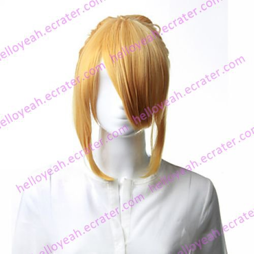 Cosplay Wig Inspired by Vocaloid - Karakuri � Burst Kagamine Rin