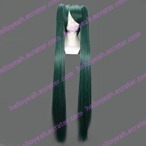 Cosplay Wig Inspired by Vocaloid-Senbon Sakura Miku
