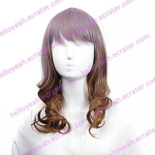Lolita Wig Inspired by Gradient Brown 62cm Princess