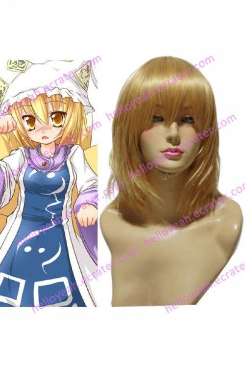 Cosplay wigs - Touhou Project Yakumo Ran Cosplay Wig
