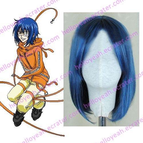 Air Gear Akito Halloween Cosplay Wig