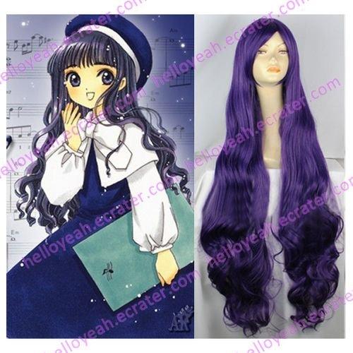 Tomoyo Wig from Cardcaptor Sakura