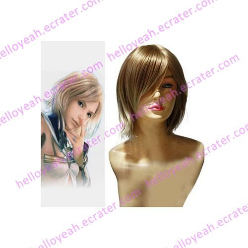 Final Fantasy XII Ashe Cosplay Wig