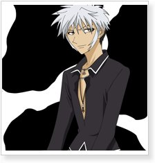 Fruits Basket Hatsuharu Sohma Cosplay Wig