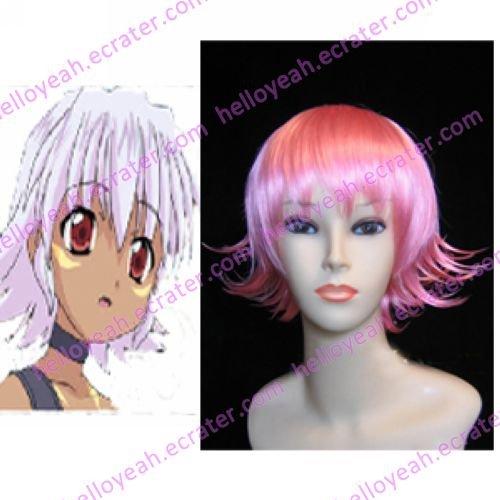 Hack Rena Pink Cosplay Wig
