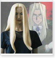 Hellsing Sir Integra Cosplay Wig