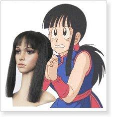 Dragon Ball Z Chi Chi Cosplay Wig