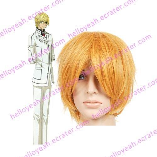 35cm Vampire Knight Ichijou Takuma Nylon Cosplay Wig
