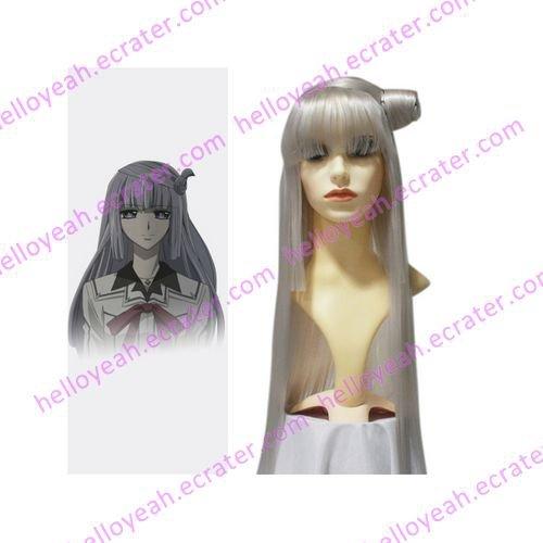 Vampire Knight Maria Kurenai 80cm Cosplay Wig
