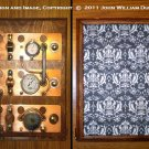 """iCog Dionaea for Apple iPad 2/3/4 Wooden Steampunk Case """"Boilerplate"""" (Made to Order: 4 wks)"""