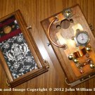 """eCog Aeneas SGS5 for Samsung Galaxy S5: Steampunk case """" Boilerplate Ed."""" (Made to Order: 4 wks)"""