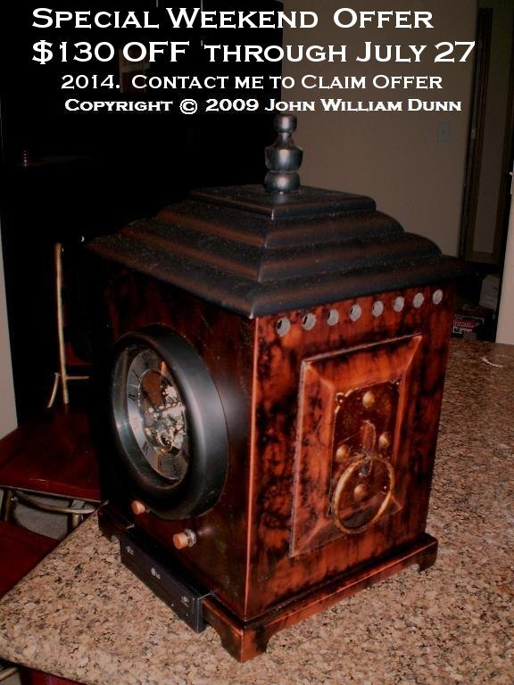 """Steampunk Personal Computer: """"The Timekeeper V2"""" (TM) (Made to Order: 4 Wks)"""