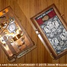 """eCog Aeneas SGN5 for Samsung Galaxy Note 5 Steampunk case """"Boilerplate"""" (Made to Order: 4 wks)"""