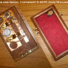 """iCog Dione for Apple iPhone 6s PLUS Wooden Steampunk Case, """"Boilerplate Mk. II"""" (Made to Order:3Wks)"""