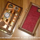 """iCog Dione for Apple iPhone 6s Wooden Steampunk Case, """"Boilerplate Mk. II"""" (Made to Order: 3Wks)"""