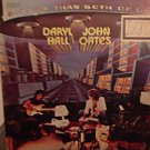 "HALL & OATES ""BIGGER THAN BOTH OF US"" LP CHILE AMAZING"