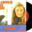 SHEILA Melancolie 45 FRANCE CARRERE