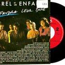CABREL ET LES ENFANTS 45 FRANCE CBS 1986