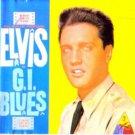 ELVIS PRESLEY G.I. BLUES Soundtrack CD RCA 1960 GERMANY