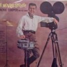"""JACKIE COOPER AND HIS COMBO """"THE MOVIES SWING"""" LP TOP!"""