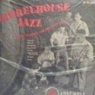 "TURK MURPHY 'S JAZZ BAND ""BARRELHOUSE JAZZ"" 33 LP JAZZ"
