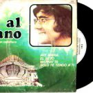 AL BANO Sing in Spanish 33 EP CHILE EMI PROMOTIONAL